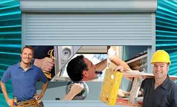 Remplacement volet roulant Maffliers 95560